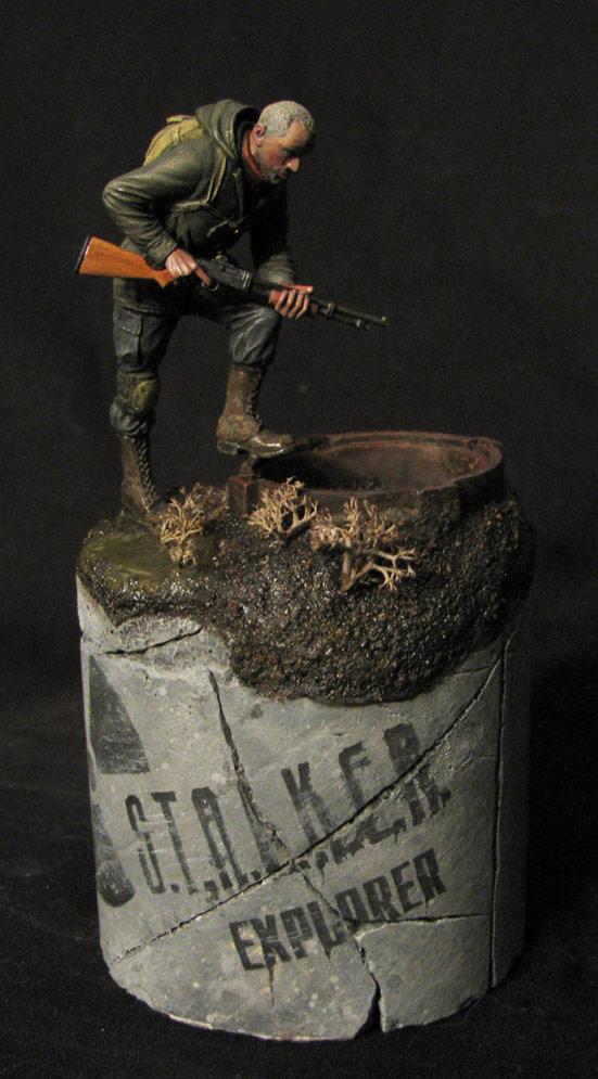 Фигурки: Сталкер. Исследователь, фото #1