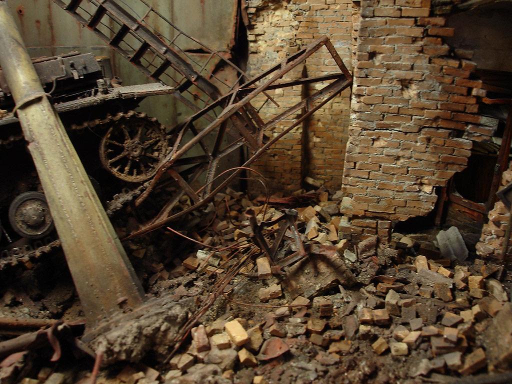 Диорамы и виньетки: Сталинград – Берлин, фото #15