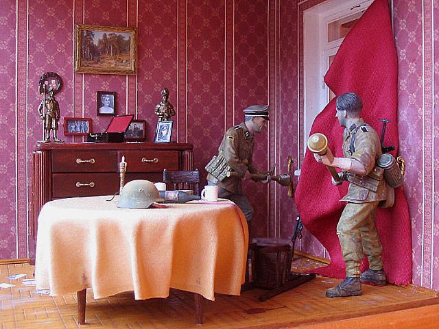 Диорамы и виньетки: Achtung Panzer!.., фото #1