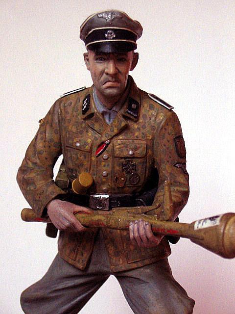Диорамы и виньетки: Achtung Panzer!.., фото #18