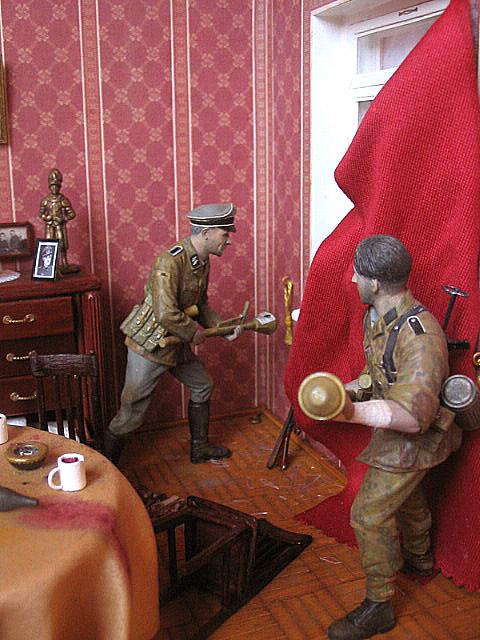 Диорамы и виньетки: Achtung Panzer!.., фото #3