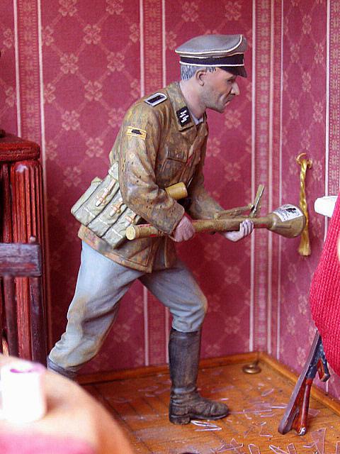 Диорамы и виньетки: Achtung Panzer!.., фото #6