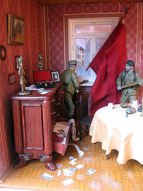 Диорамы и виньетки: Achtung Panzer!.., фото #8