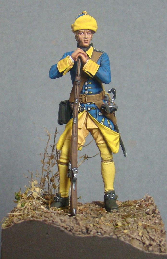 Фигурки: Шведский мушкетер, фото #3