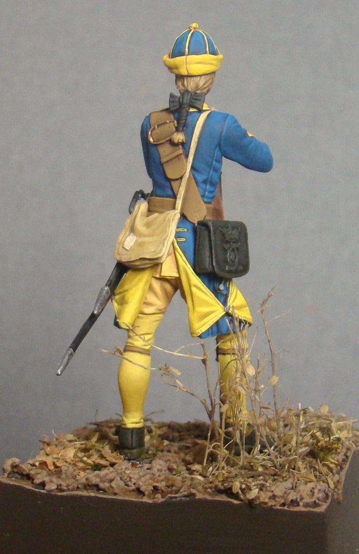 Фигурки: Шведский мушкетер, фото #4