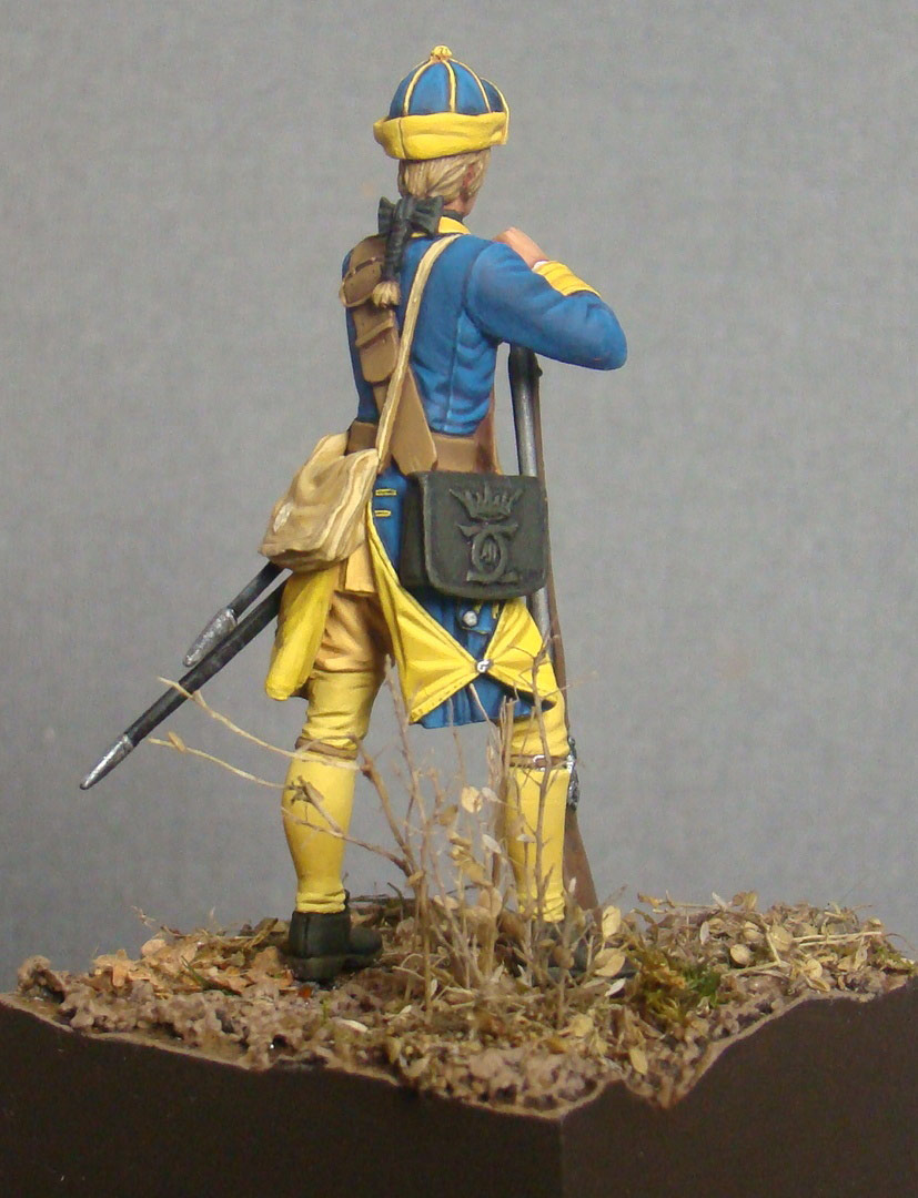 Фигурки: Шведский мушкетер, фото #5