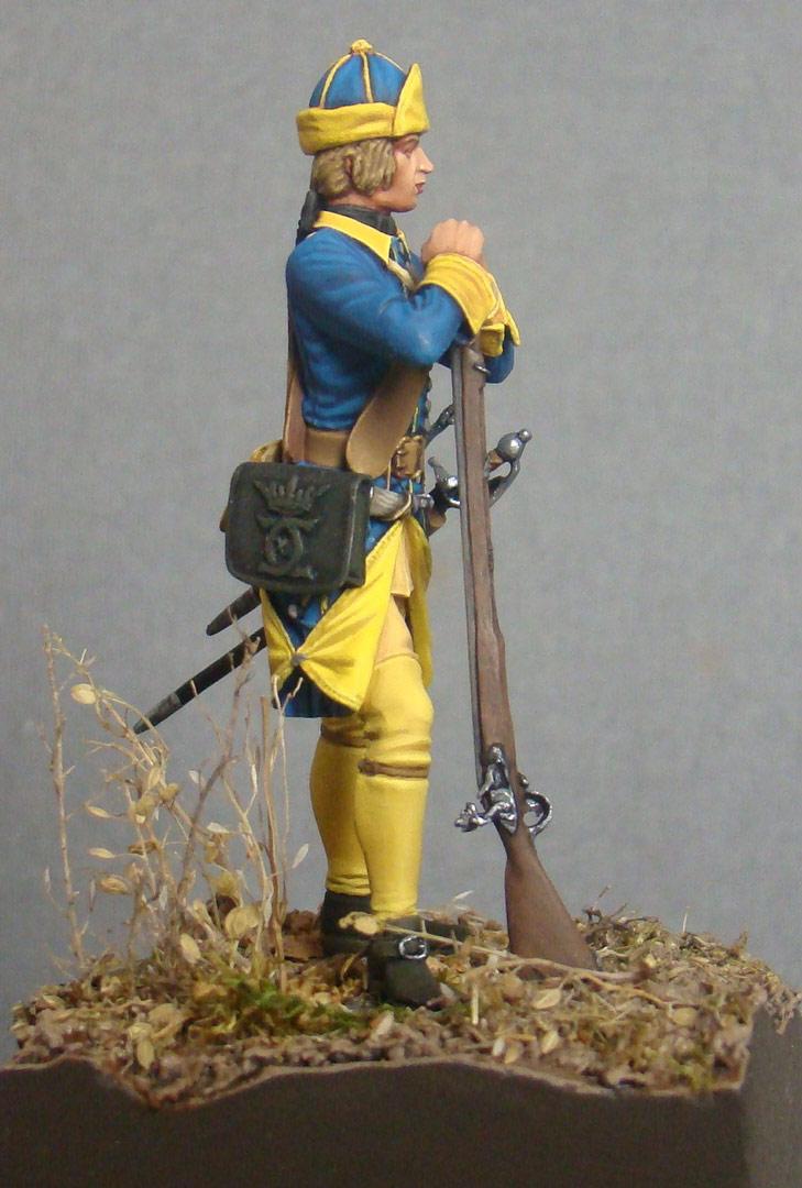 Фигурки: Шведский мушкетер, фото #7