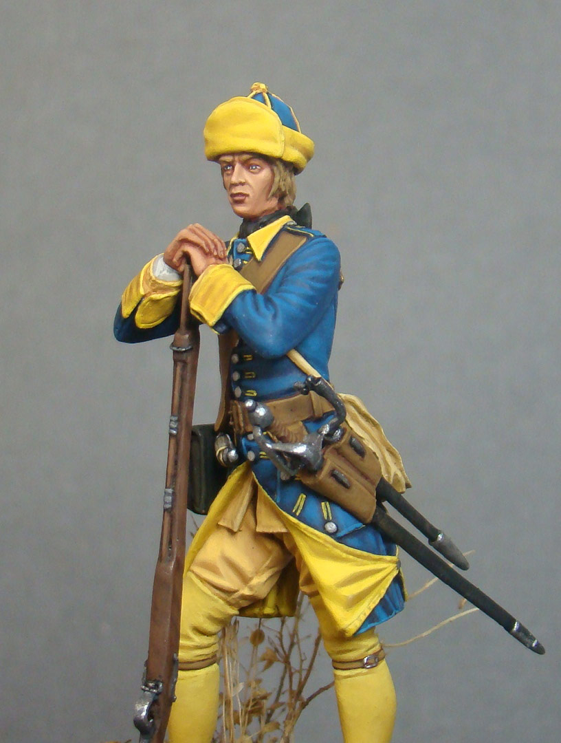 Фигурки: Шведский мушкетер, фото #9
