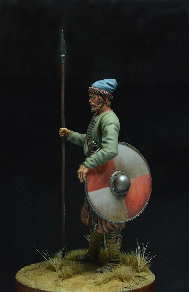 Фигурки: Древнерусский воин, X век. , фото #4