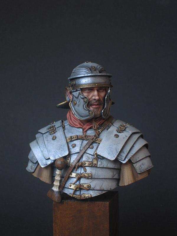Фигурки: Ad Gloriam Romae.  Легионер, 1 век н.э., фото #3