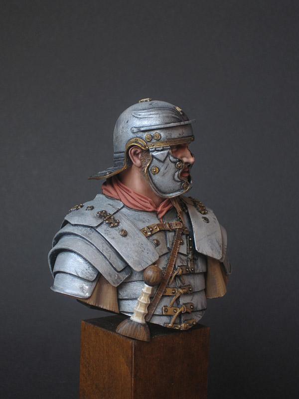 Фигурки: Ad Gloriam Romae.  Легионер, 1 век н.э., фото #4