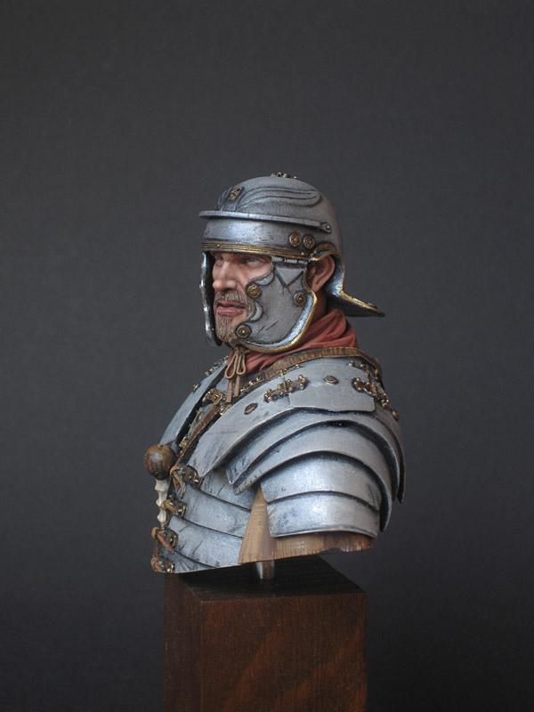 Фигурки: Ad Gloriam Romae.  Легионер, 1 век н.э., фото #6