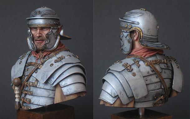 Фигурки: Ad Gloriam Romae.  Легионер, 1 век н.э.