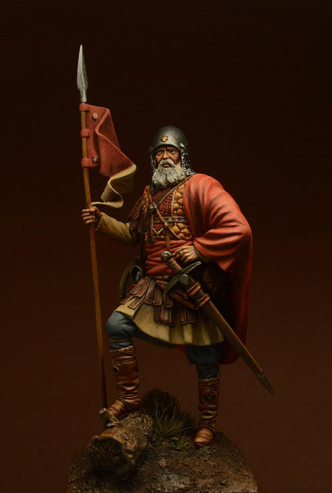 Фигурки: Новгородский сотник, 1363-86, фото #1