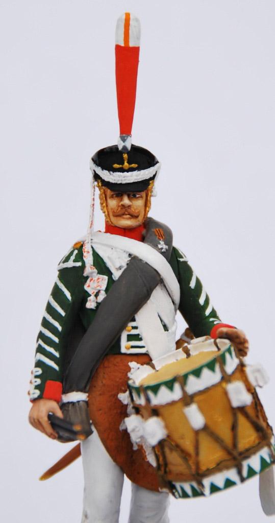 Учебка: Барабанщик гренадерской роты Селенгинского пехотного полка, фото #10