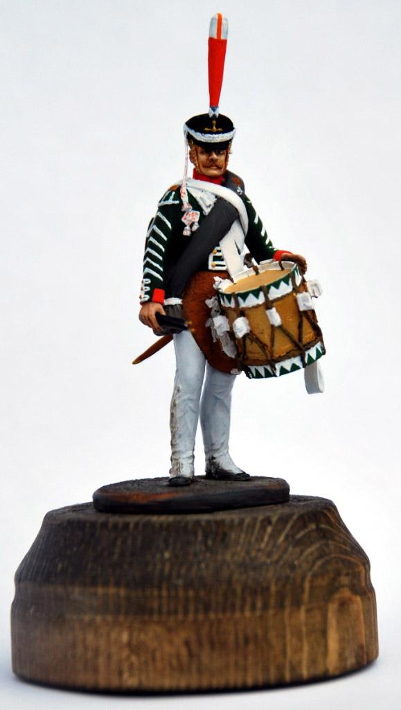 Учебка: Барабанщик гренадерской роты Селенгинского пехотного полка, фото #2