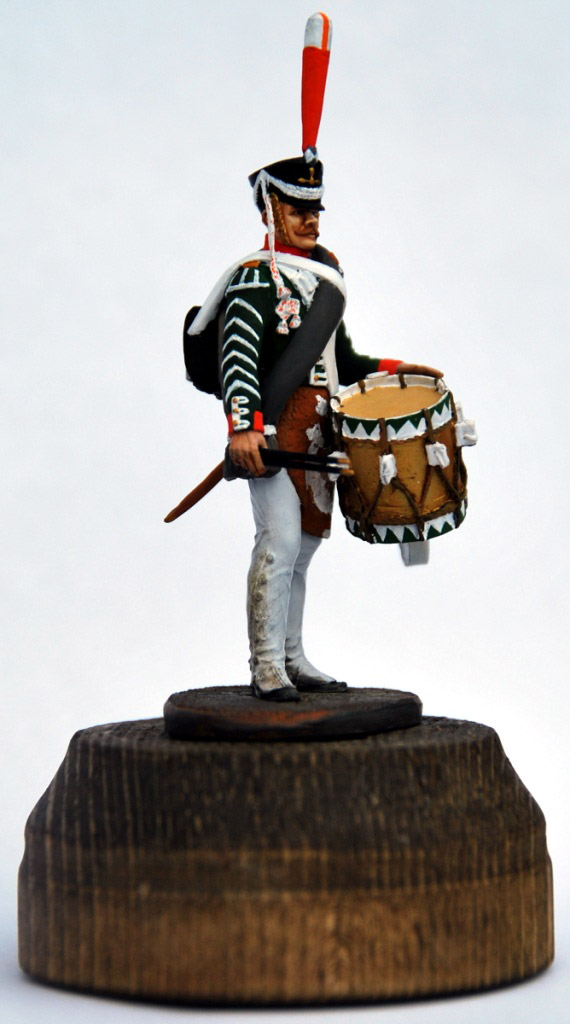 Учебка: Барабанщик гренадерской роты Селенгинского пехотного полка, фото #3