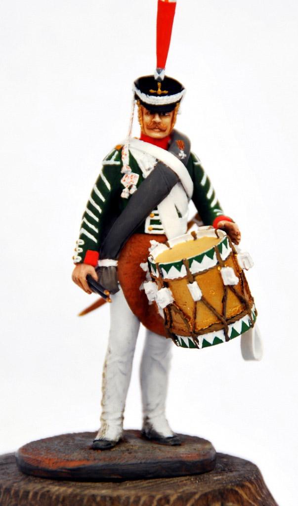 Учебка: Барабанщик гренадерской роты Селенгинского пехотного полка, фото #9