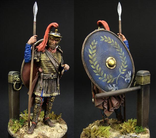 Фигурки: Римский кавалерист