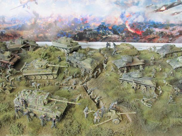 Учебка:  Курская Битва