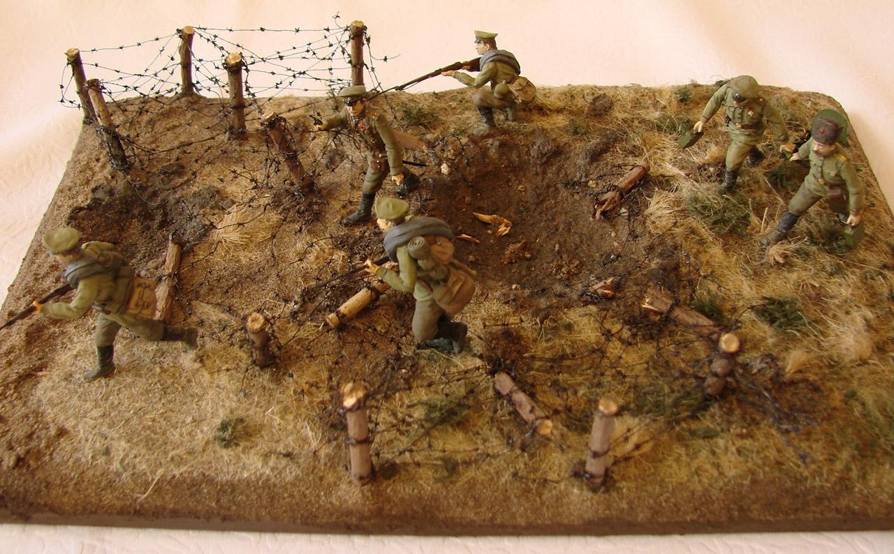 Учебка: 13-й Белозерский пехотный полк в Первой Мировой войне, фото #1