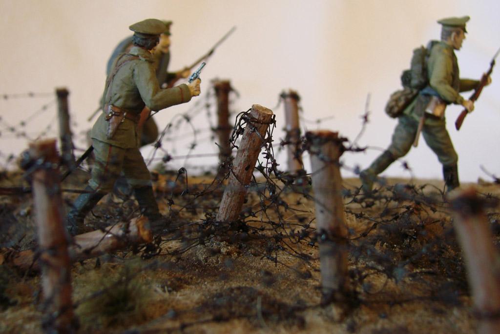 Учебка: 13-й Белозерский пехотный полк в Первой Мировой войне, фото #11