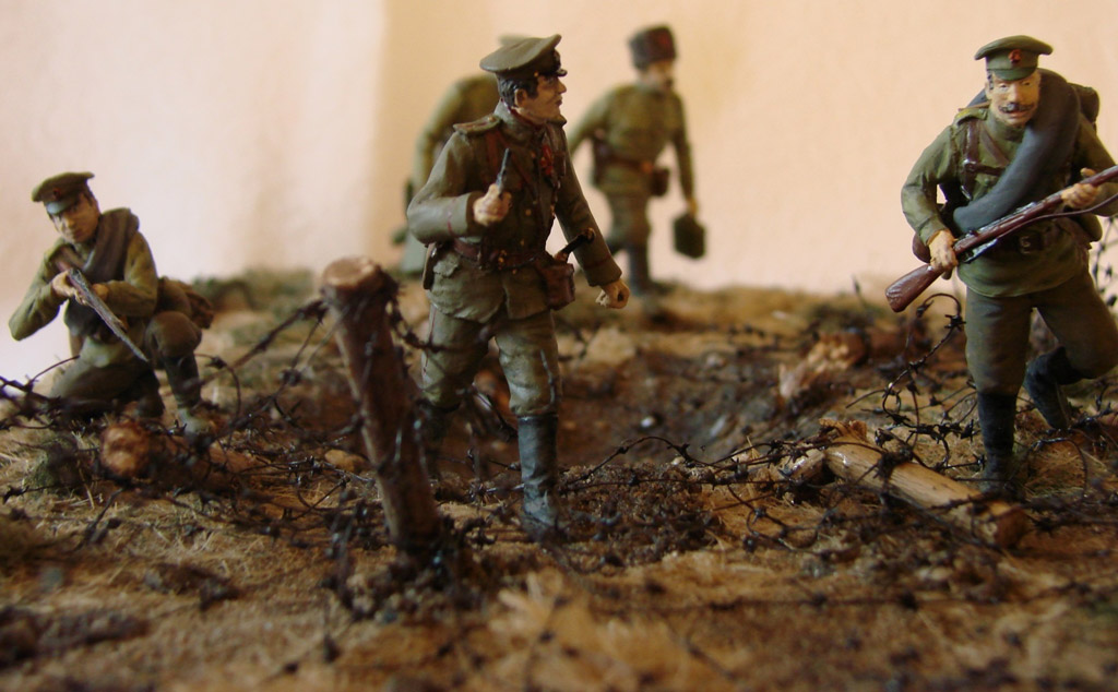 Учебка: 13-й Белозерский пехотный полк в Первой Мировой войне, фото #12