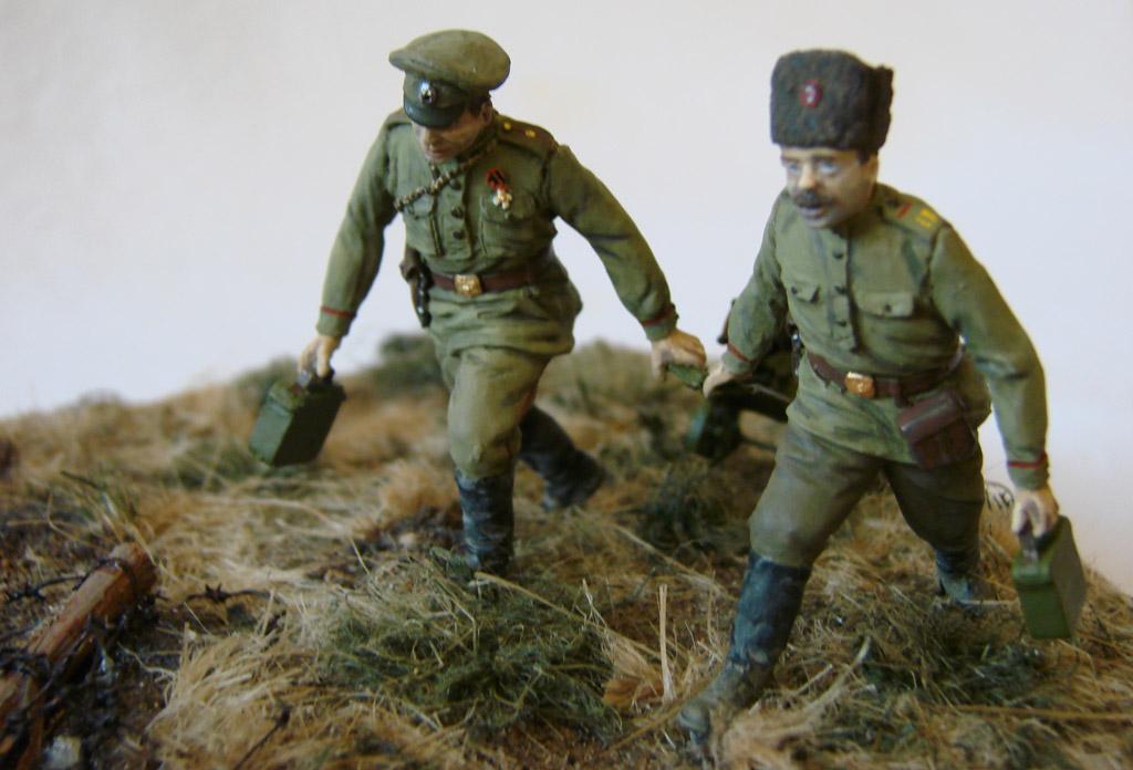 Учебка: 13-й Белозерский пехотный полк в Первой Мировой войне, фото #13