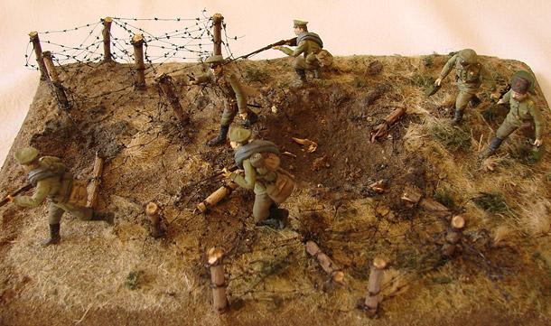 Учебка: 13-й Белозерский пехотный полк в Первой Мировой войне