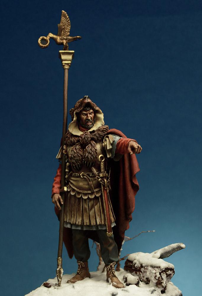 Фигурки: Римский аквилифер, II-III век н.э., фото #1