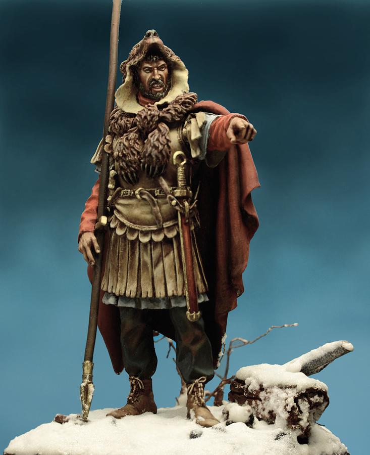 Фигурки: Римский аквилифер, II-III век н.э., фото #3