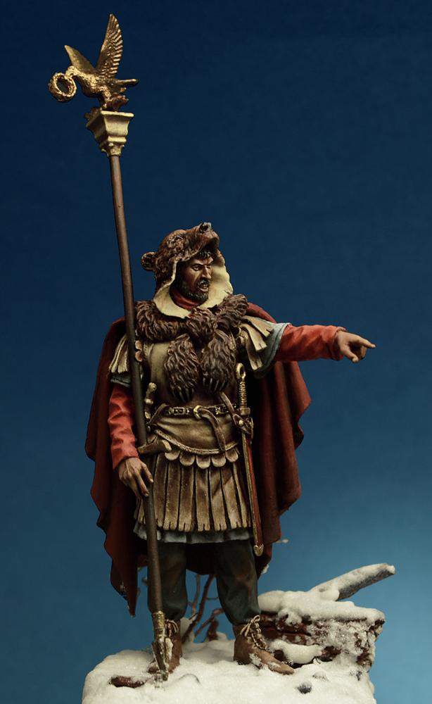 Фигурки: Римский аквилифер, II-III век н.э., фото #4