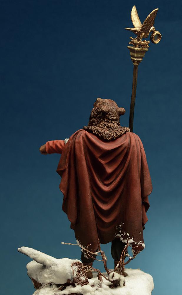 Фигурки: Римский аквилифер, II-III век н.э., фото #5
