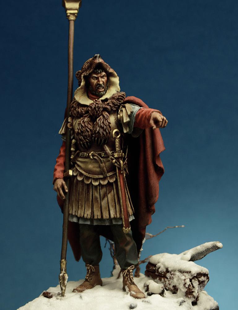 Фигурки: Римский аквилифер, II-III век н.э., фото #6