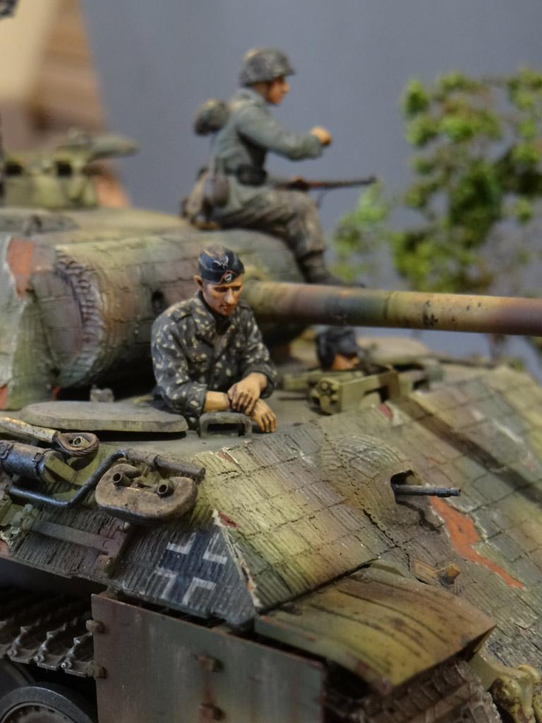 Диорамы и виньетки: Нормандия, 1944, фото #15