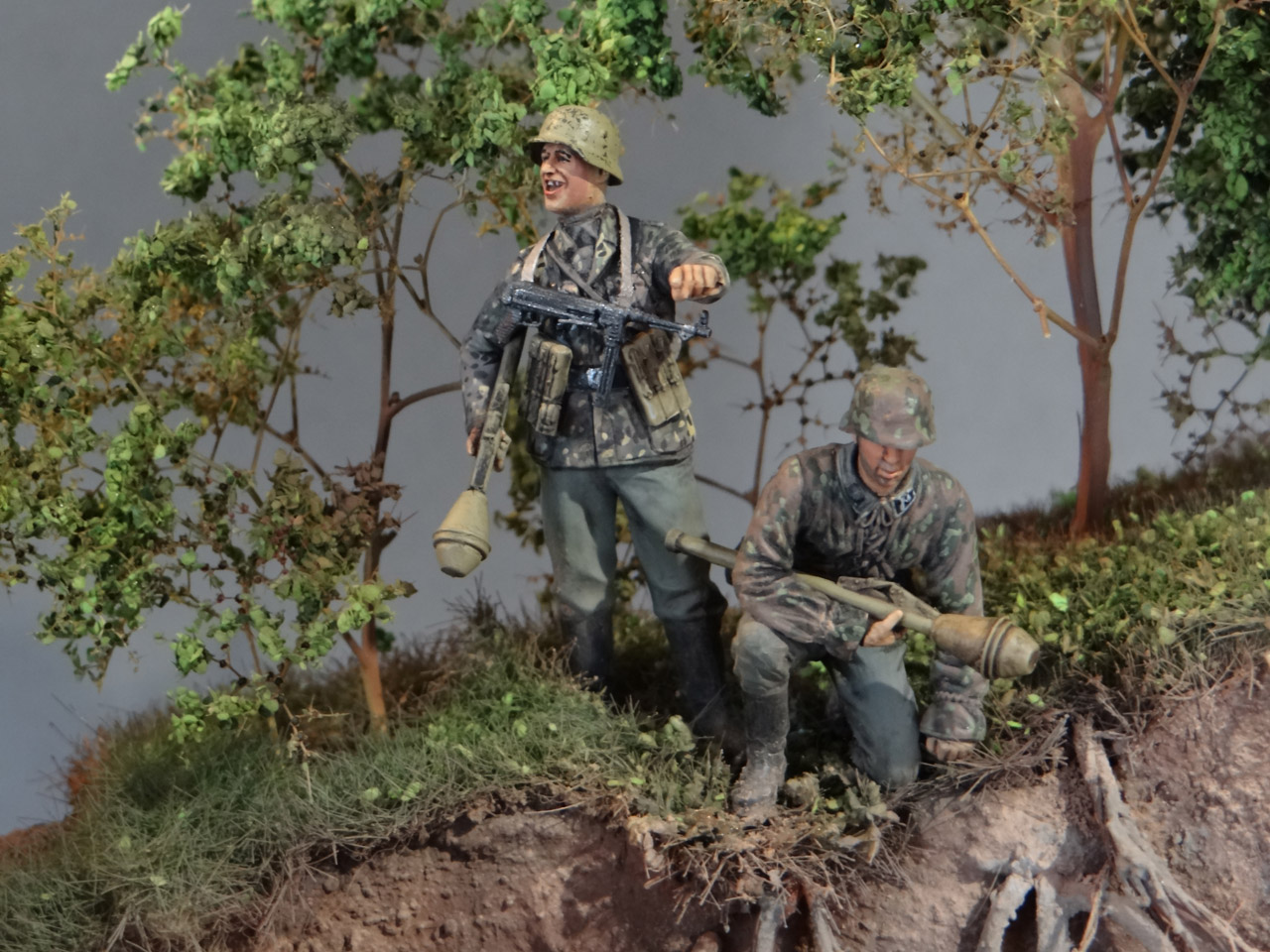 Диорамы и виньетки: Нормандия, 1944, фото #16