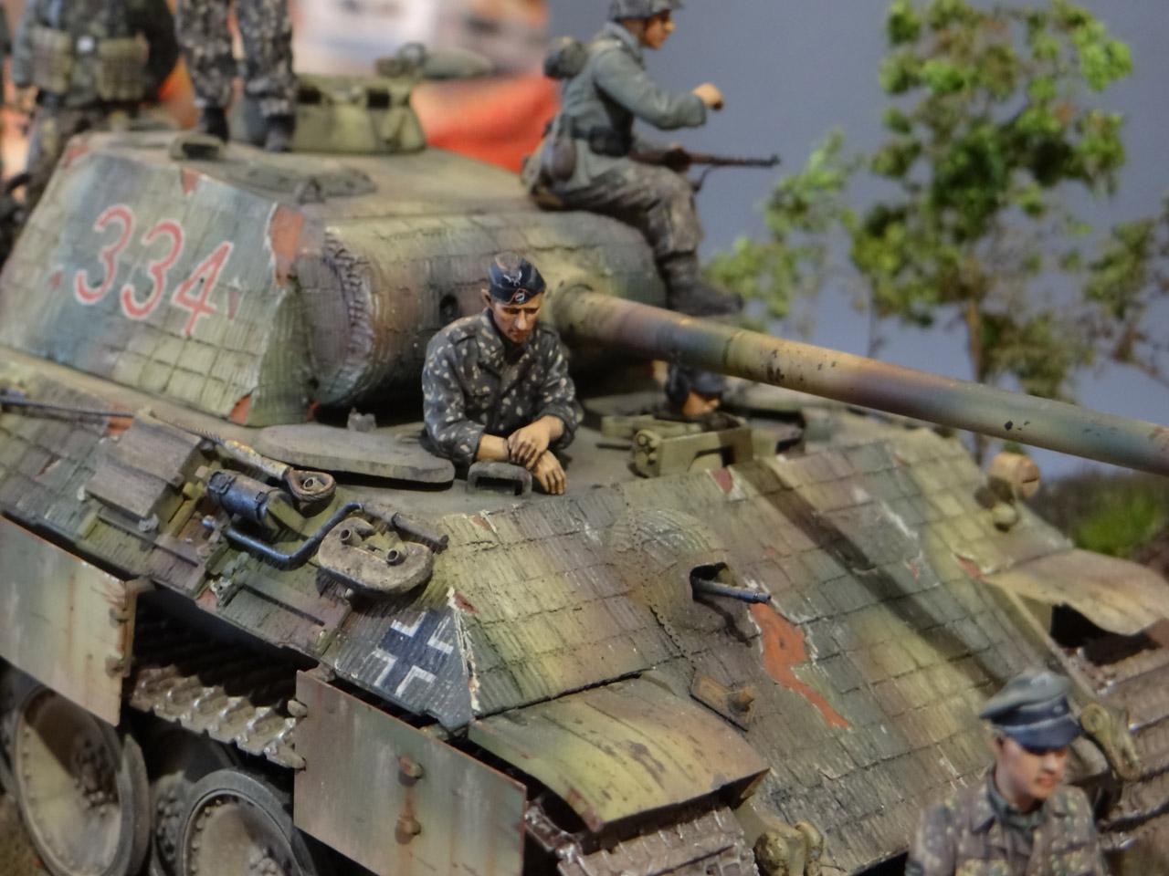 Диорамы и виньетки: Нормандия, 1944, фото #17