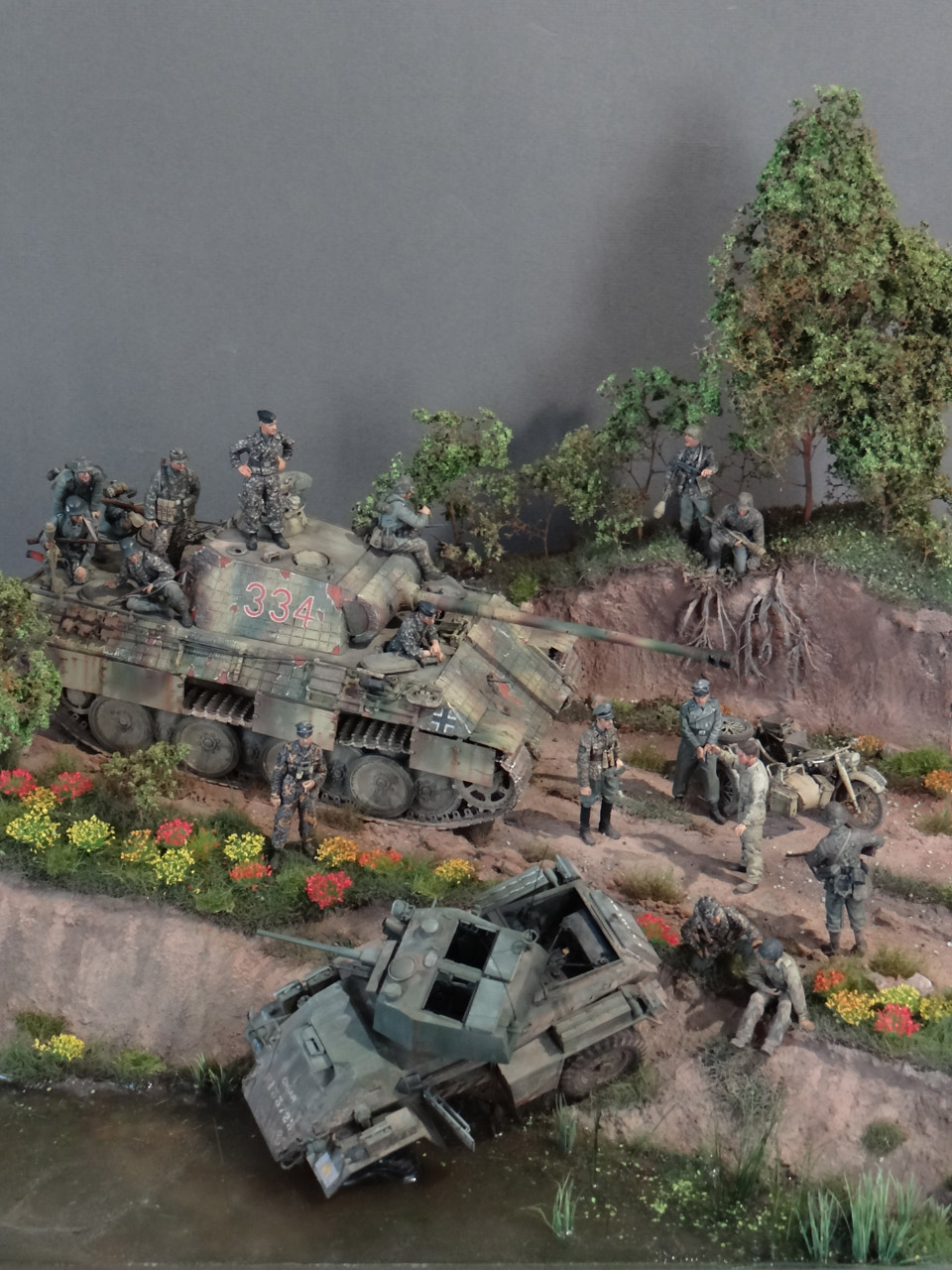 Диорамы и виньетки: Нормандия, 1944, фото #2