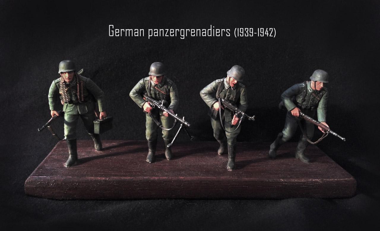 Учебка: Немецкая пехота, 1939-42 гг., фото #1