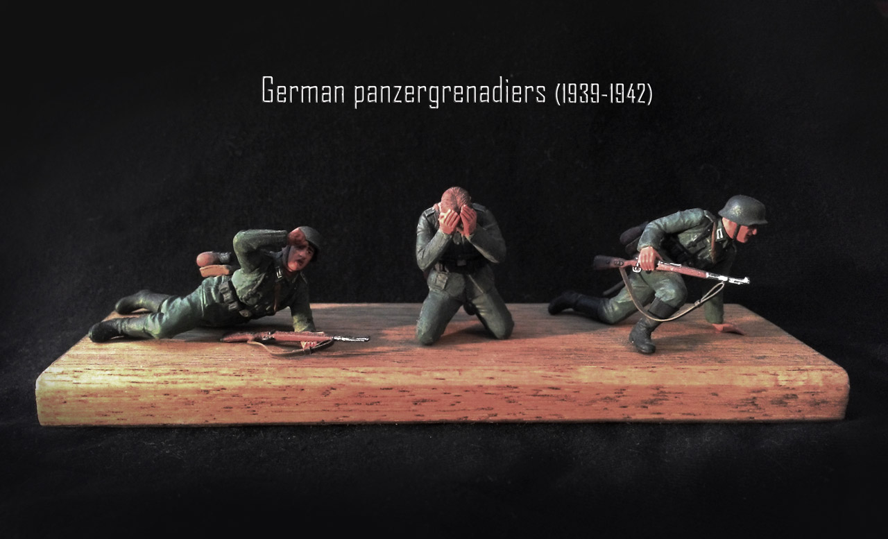 Учебка: Немецкая пехота, 1939-42 гг., фото #2