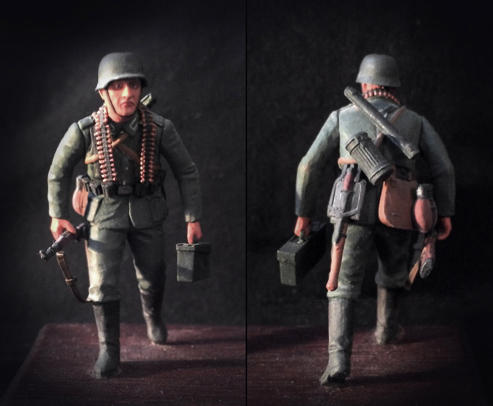 Учебка: Немецкая пехота, 1939-42 гг., фото #5