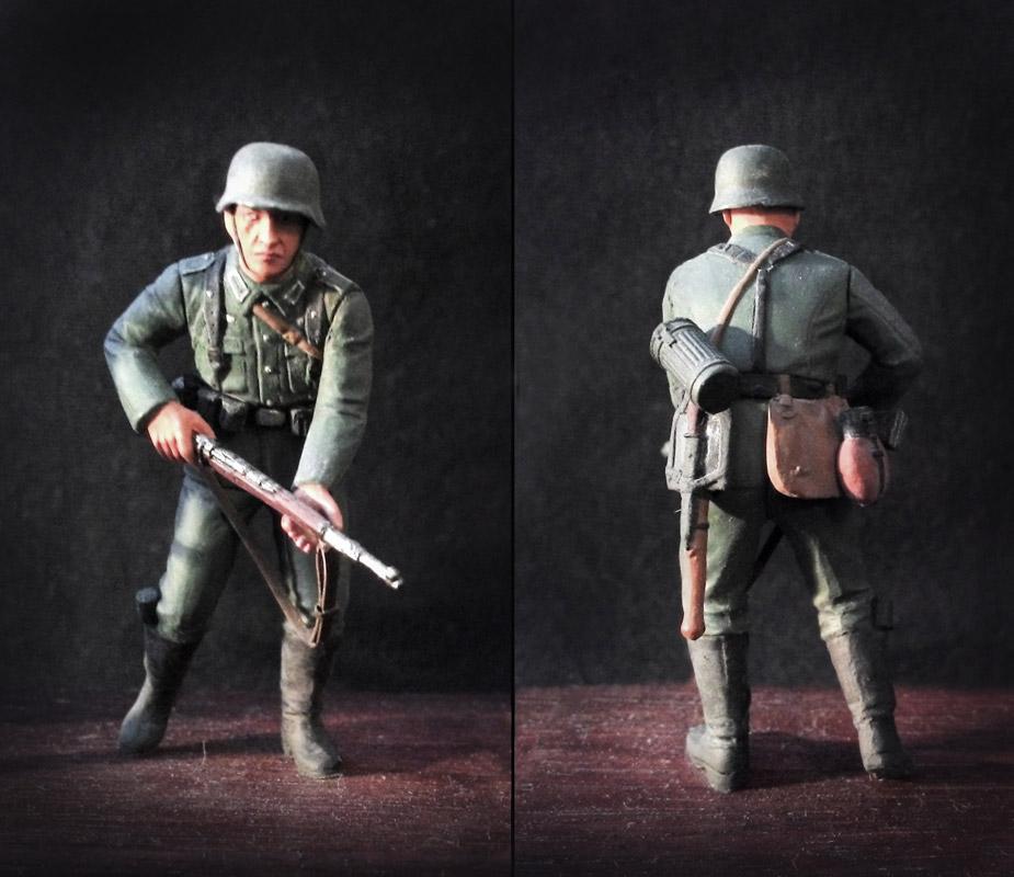 Учебка: Немецкая пехота, 1939-42 гг., фото #6