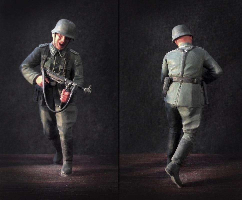 Учебка: Немецкая пехота, 1939-42 гг., фото #7