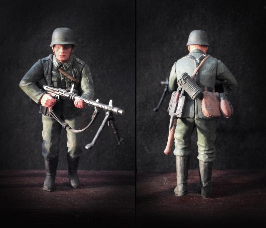 Учебка: Немецкая пехота, 1939-42 гг., фото #8