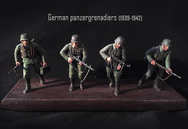 Учебка: Немецкая пехота, 1939-42 гг.