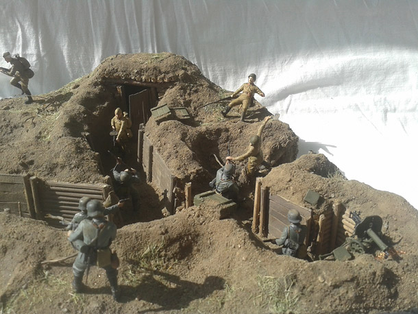 Учебка: Контратака. Лето 1941-го…