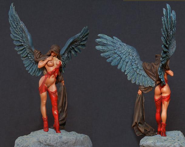 Разное: Падший ангел