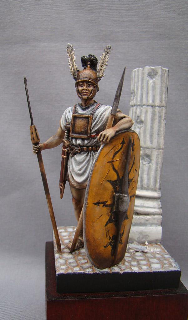 Фигурки: Римский легионер, период Республики, фото #2