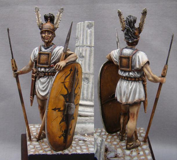 Фигурки: Римский легионер, период Республики