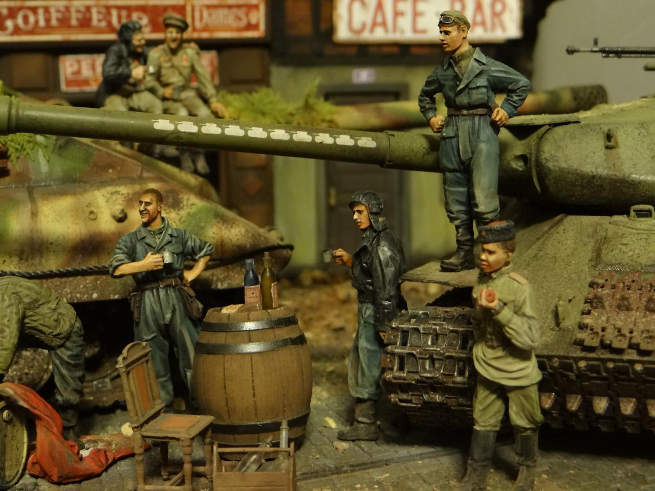 Диорамы и виньетки: 1946, фото #16
